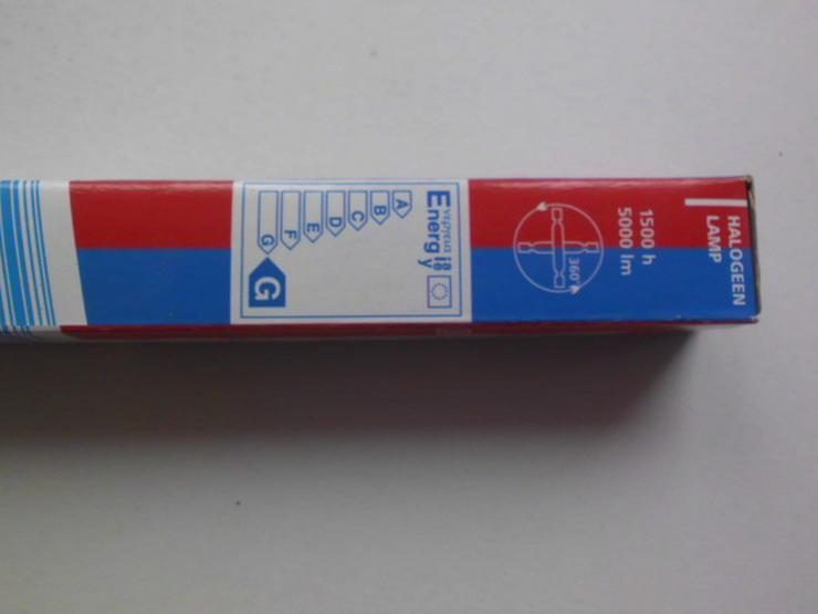 Bild 3: Halogenlampen (Leuchtmittel)