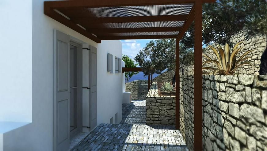 Wunderschöne Häuser auf den Kykladen - Haus kaufen - Bild 1