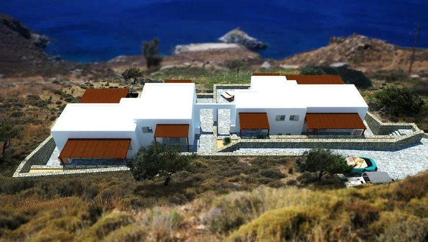 Bild 2: Wunderschöne Häuser auf den Kykladen