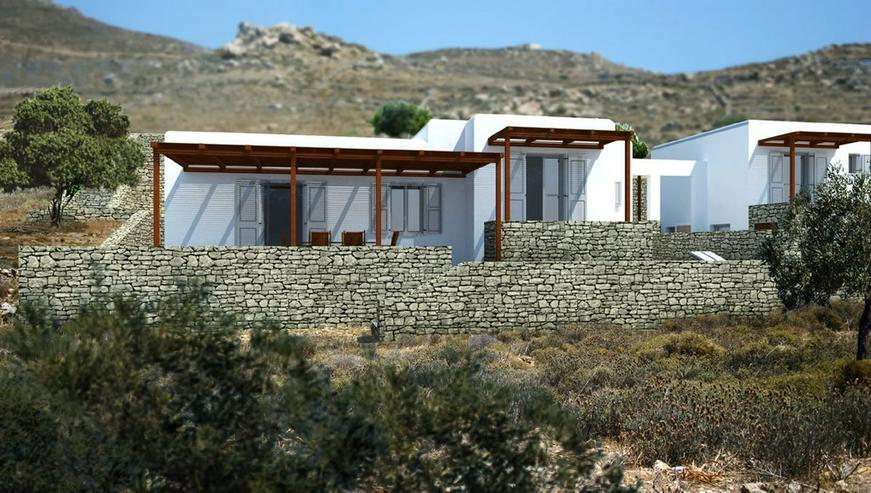 Bild 6: Wunderschöne Häuser auf den Kykladen