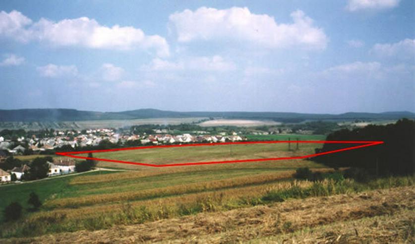 Großes Grundstück in Ungarn