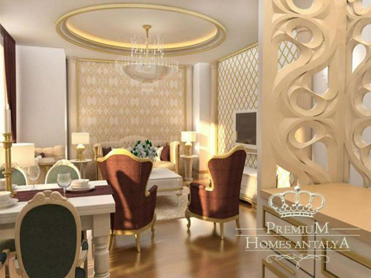 Bild 6: Modernste Architektur gepaart mit technischen Raffinessen und stilvollem Ambiente