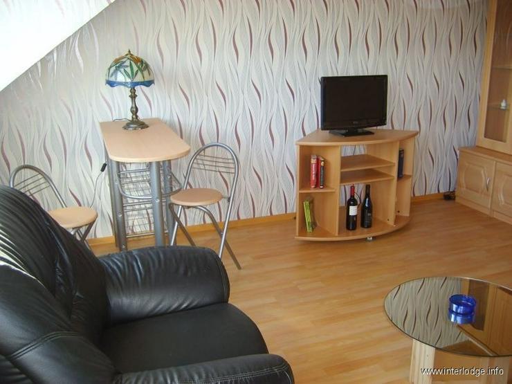 Bild 4: INTERLODGE Helle, modern möblierte gepflegte Wohnung in guter Lage in Neuss - Norf
