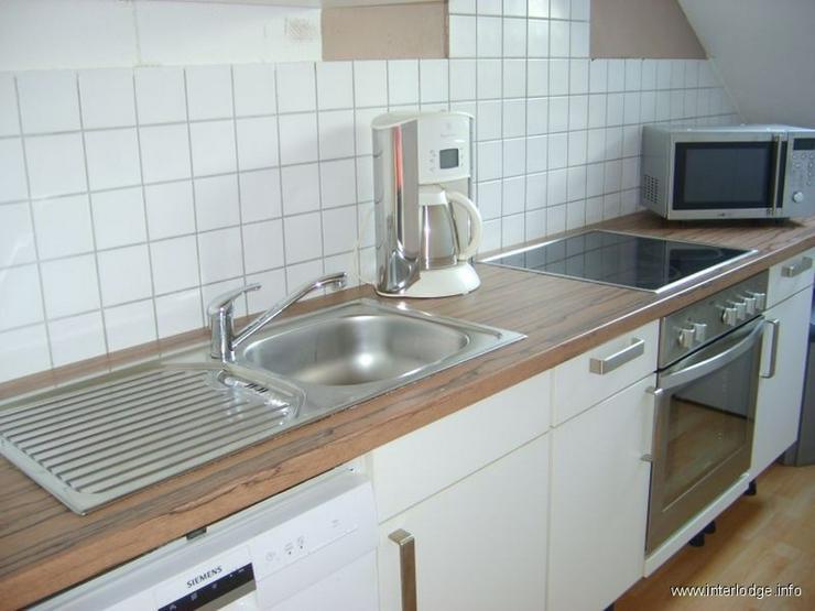 Bild 5: INTERLODGE Helle, modern möblierte gepflegte Wohnung in guter Lage in Neuss - Norf