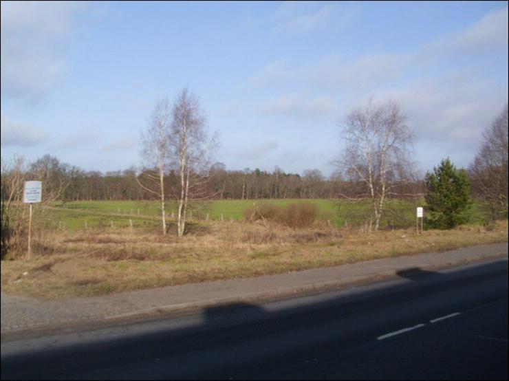 Baugrundstück in Lühmannsdorf 10 km vor der Insel Usedom
