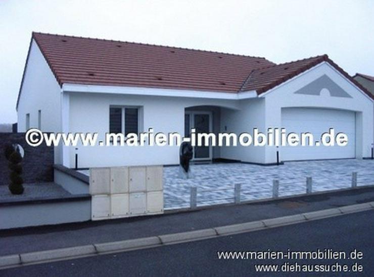 Creutzwald/France ! Hochwertiges, freistehendes Energiesparhaus auf einer Ebene (neuwertig... - Haus kaufen - Bild 1
