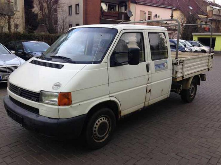Bild 3: VW T4/MULTIVAN/CARAVELLE Transporter T4 TDI 7DE1Y2 * Model 1997