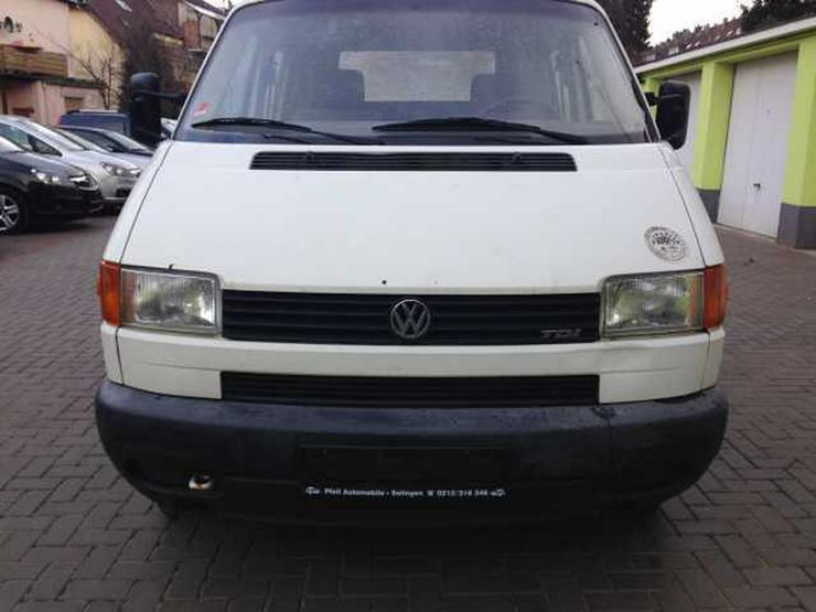 Bild 5: VW T4/MULTIVAN/CARAVELLE Transporter T4 TDI 7DE1Y2 * Model 1997