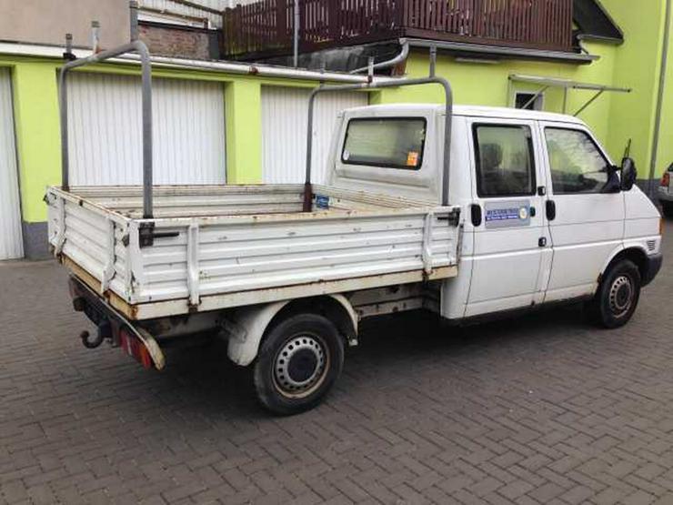 Bild 4: VW T4/MULTIVAN/CARAVELLE Transporter T4 TDI 7DE1Y2 * Model 1997