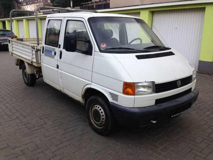 Bild 2: VW T4/MULTIVAN/CARAVELLE Transporter T4 TDI 7DE1Y2 * Model 1997