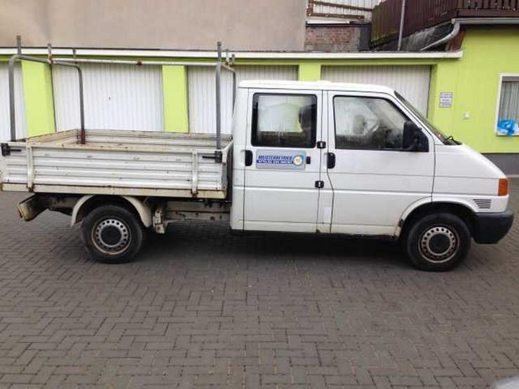 VW T4/MULTIVAN/CARAVELLE Transporter T4 TDI 7DE1Y2 * Model 1997