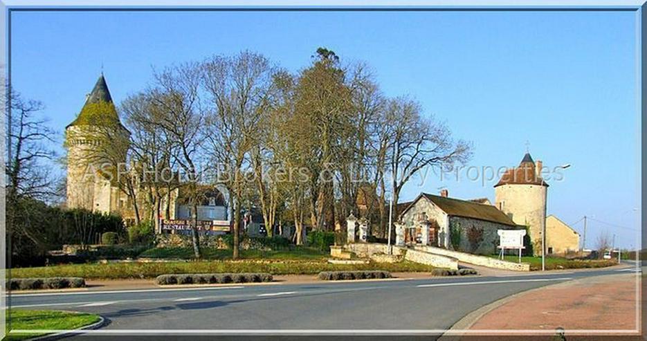 Bild 4: Prachtvolles Schloss / Schlosshotel südlich von Paris - Orleans mit viel Grundbesitz zu k...