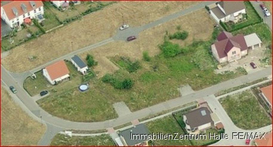 Baugrundstück in Halle-Wörmlitz für Ihr Einfamilienhaus