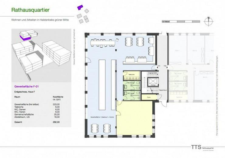 Bild 3: - NEUBAU - individuelle Geschäfts-, Büro- und Praxisflächen