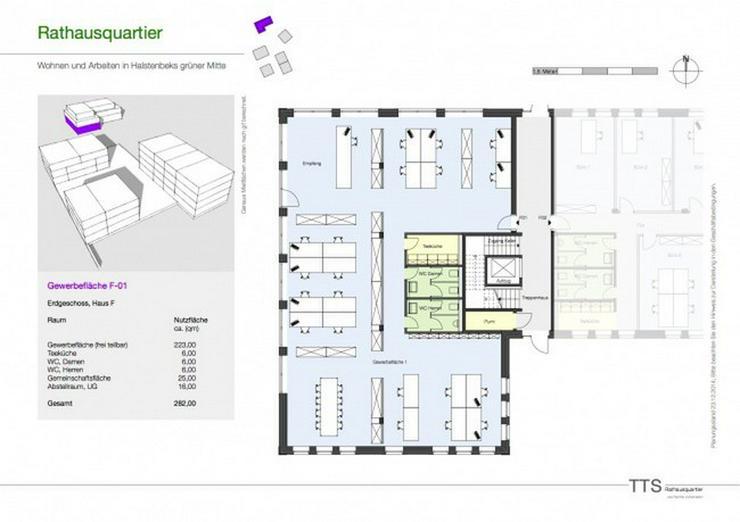Bild 2: - NEUBAU - individuelle Geschäfts-, Büro- und Praxisflächen