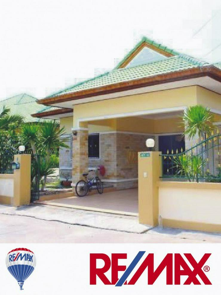Gepflegte und neuwertige Villa in Pattaya Thailand in