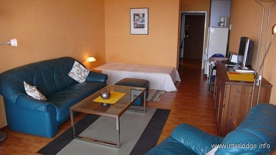 Bild 3: INTELODGE Möbliertes Apartment mit Balkon in der Maritim Residenz in Gelsenkirchen