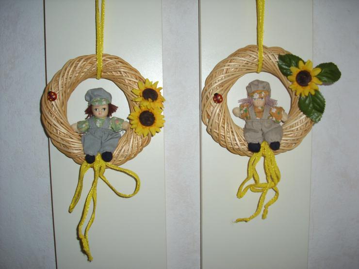2 Weidenkränze - Figuren & Objekte - Bild 1