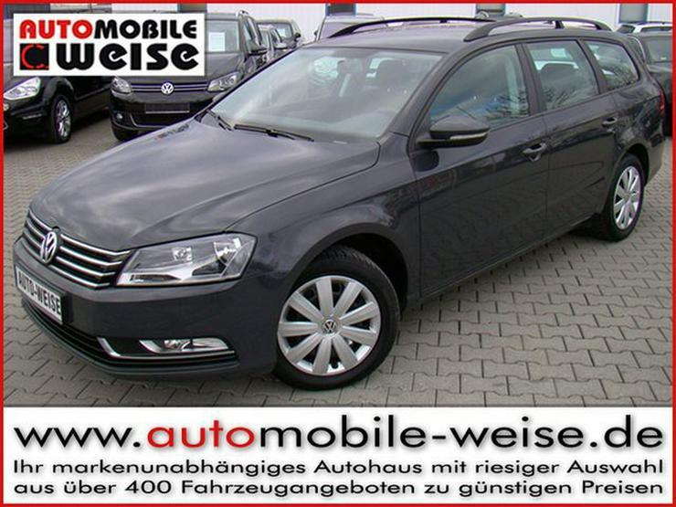 VW Passat Variant 2.0TDI BMT PDC vo+hi Navi MFL SH