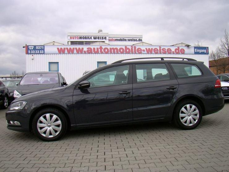 Bild 3: VW Passat Variant 2.0TDI BMT PDC vo+hi Navi MFL SH