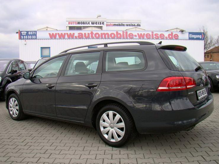 Bild 4: VW Passat Variant 2.0TDI BMT PDC vo+hi Navi MFL SH