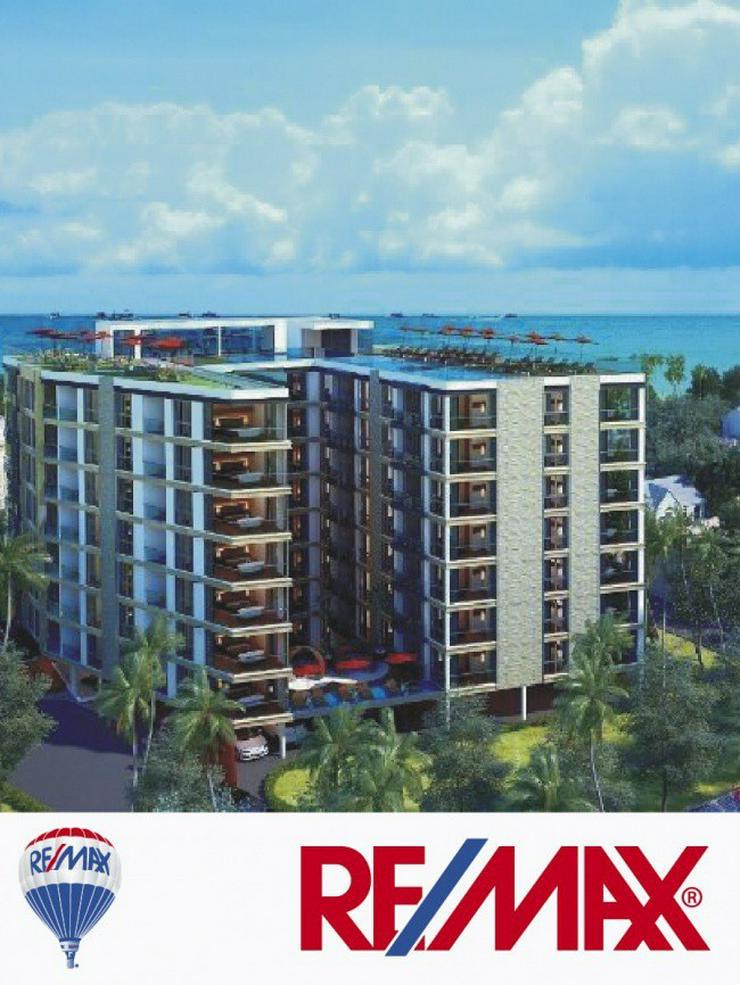 Beste Lage in Strandnähe, Meerblick, komplett ausgestattet in Naklua, Pattaya (Thailand) ...