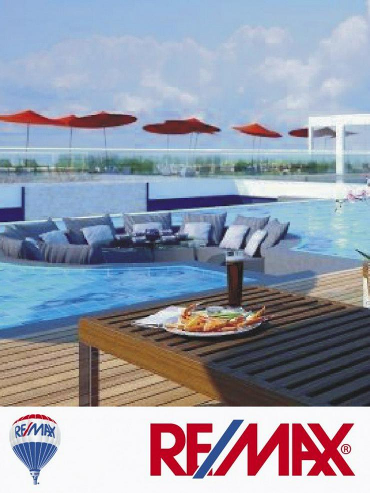 Bild 2: Beste Lage in Strandnähe, Meerblick, komplett ausgestattet in Naklua, Pattaya (Thailand) ...