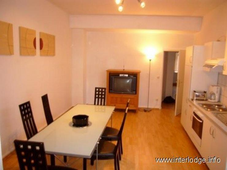 INTERLODGE Modern möblierte Wohnung mit 3 Schlafzimmer für bis zu 6 Personen in Essen-Ci... - Wohnen auf Zeit - Bild 1