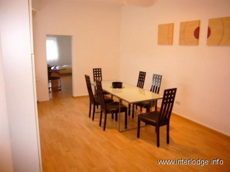 Bild 5: INTERLODGE Modern möblierte Wohnung mit 3 Schlafzimmer für bis zu 6 Personen in Essen-Ci...