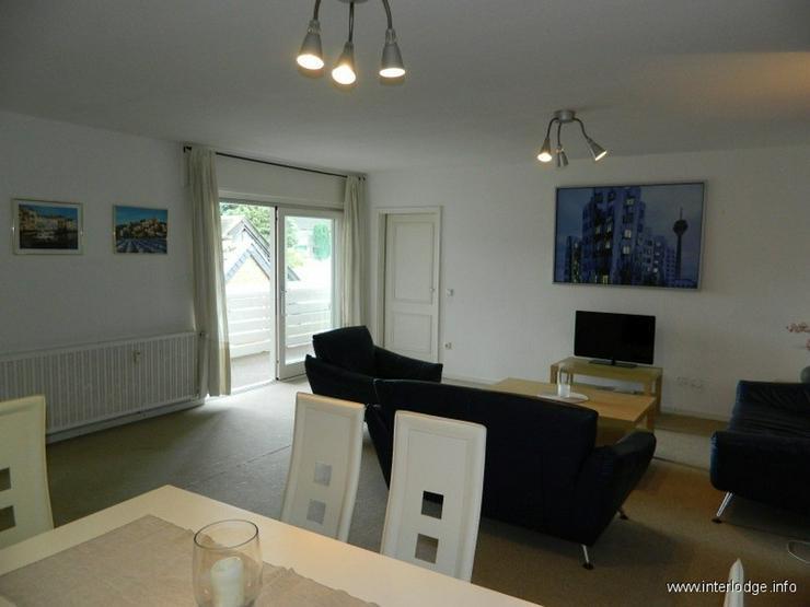 INTERLODGE Möblierte 4Raum-Komfortwohnung mit Balkon und Stellplatz in Rommerskichen (Kre... - Wohnen auf Zeit - Bild 1