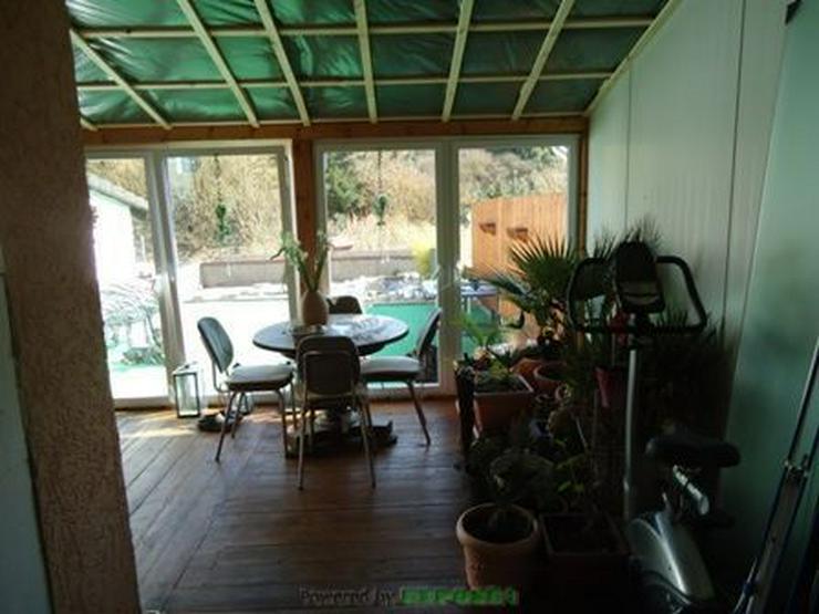 Bild 5: Chickes Einfamilienhaus (Reiheneckhaus) mit Garage und Wintergarten