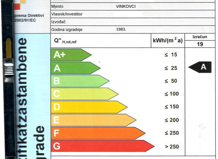 Bild 5: KROATIEN - VINKOVCI  - Eigentumswohnung 67m2