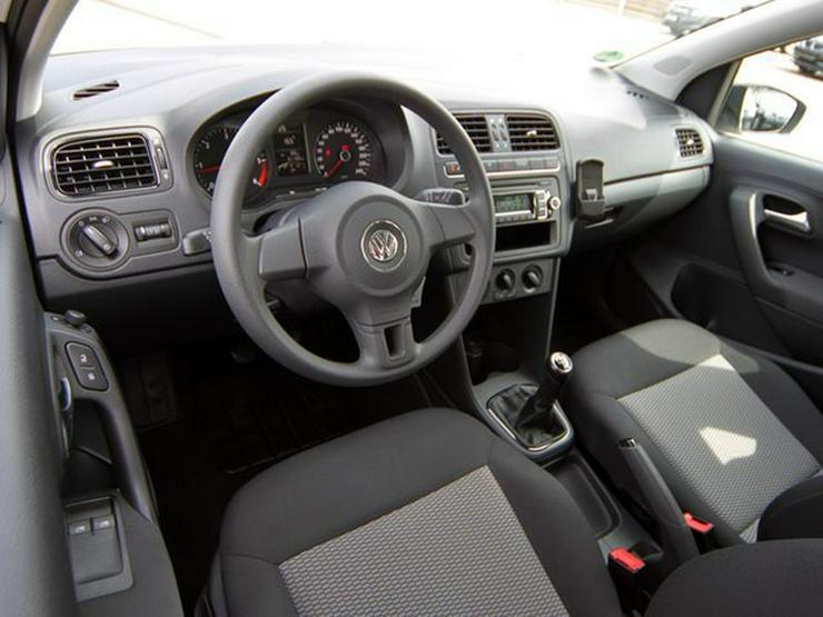 Bild 5: VW Polo 1.2TDI Trendline 5türig Klima SH Bluetooth
