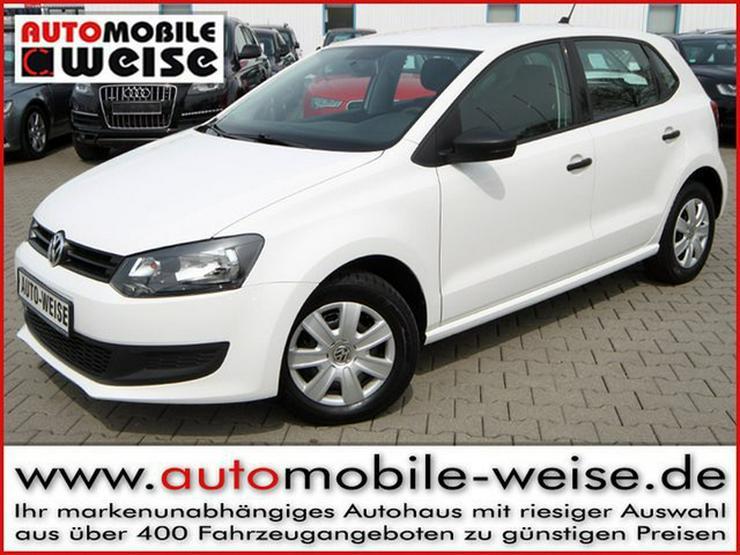 VW Polo 1.2TDI Trendline 5türig Klima SH Bluetooth - Polo - Bild 1