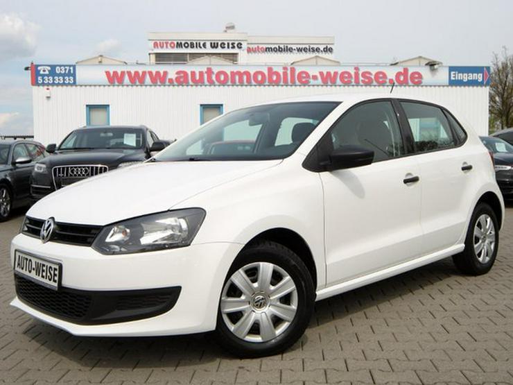 Bild 2: VW Polo 1.2TDI Trendline 5türig Klima SH Bluetooth