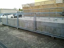 Rolltor Einfahrten - Gewerbebedarf - Bild 1