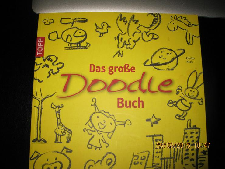 Das große DOODLE Buch
