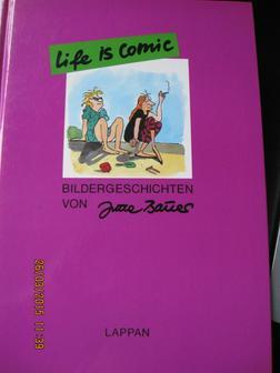 Life is Comic BILDERGESCHICHTEN v Jutta Bauer - Comics - Bild 1