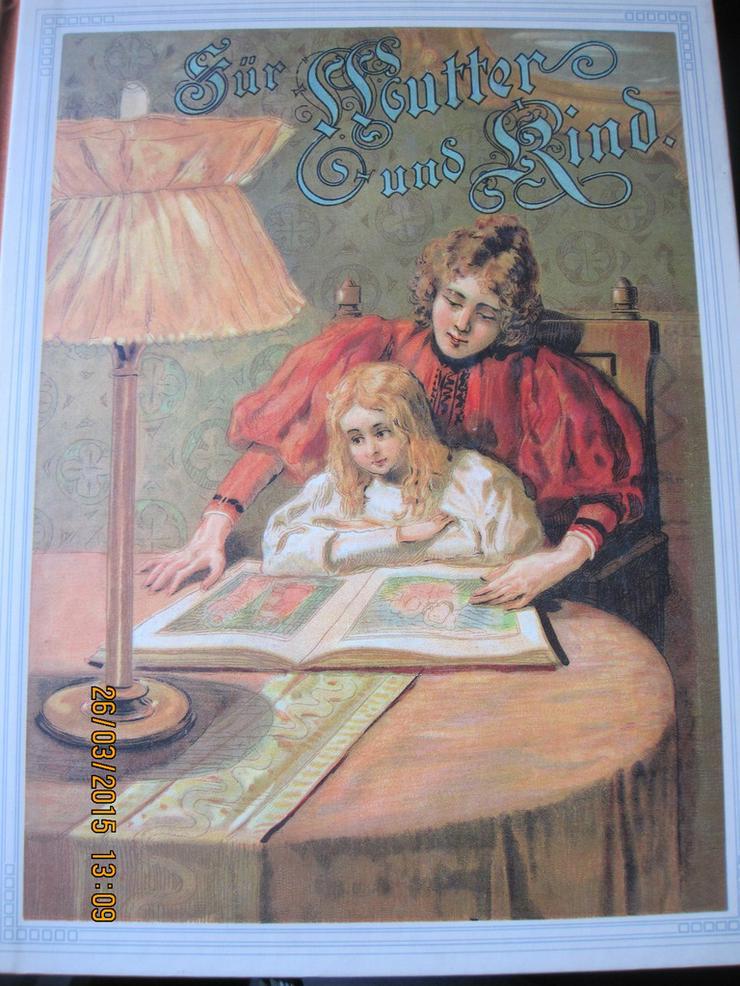 Für Mutter und Kind -  für Sammler - Rarität