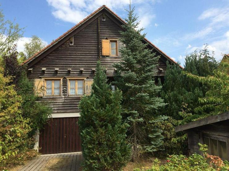 Bild 6: Holzhaus Südtiroler Blockbohlen Neualbenreuth kaufen