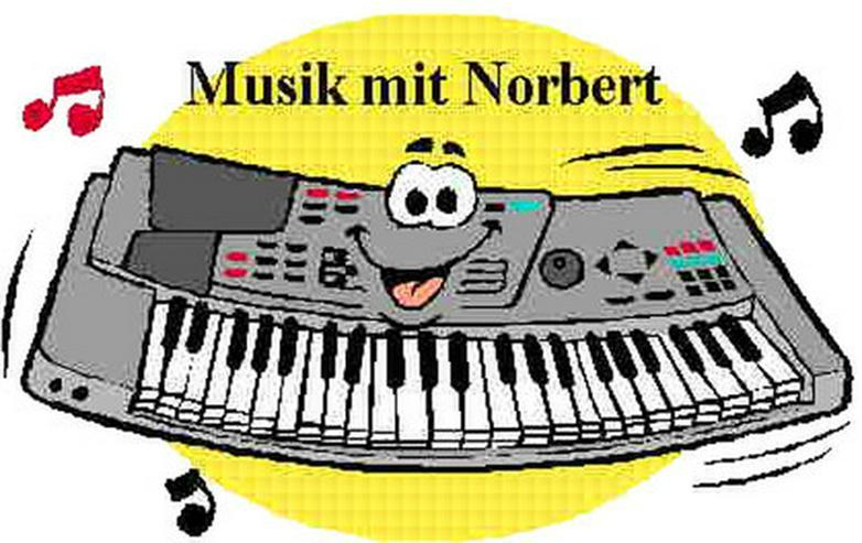 Bild 2: Alleinunterhalter - Musik mit Norbert