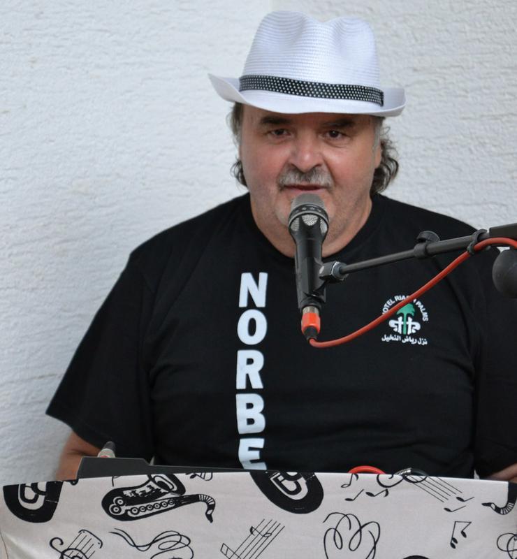 Alleinunterhalter - Musik mit Norbert