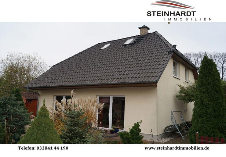 2003 in ländlicher Lage erbautes Niedrigenergiehaus mit viel Platz innen und draussen - Haus kaufen - Bild 1