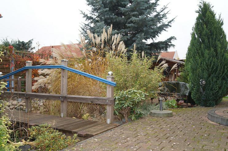 Bild 3: 2003 in ländlicher Lage erbautes Niedrigenergiehaus mit viel Platz innen und draussen