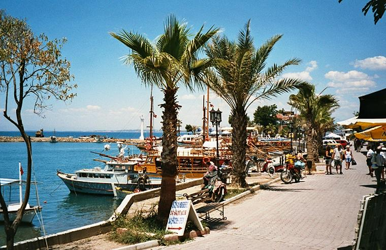 Auswandern Türkei Side Kumköy Dolmetscher Antalya Visum Ikamet
