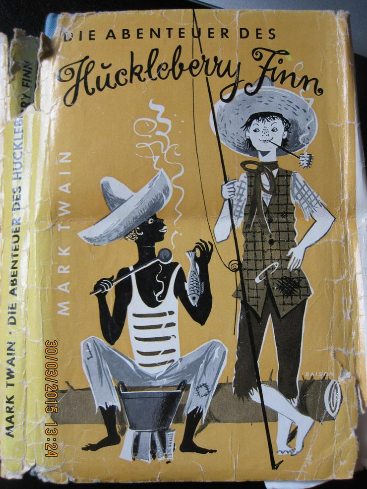 Die Abenteuer des Huckleberry Finn von Mark Twn