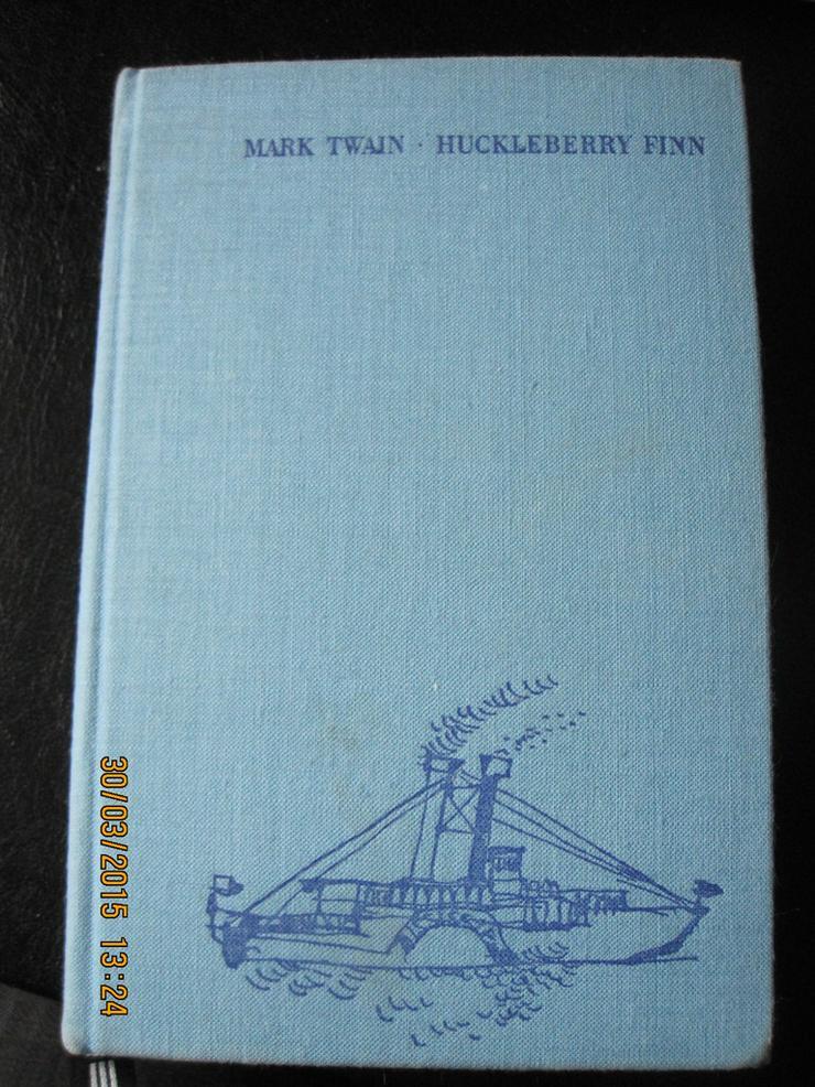 Bild 2: Die Abenteuer des Huckleberry Finn von Mark Twn