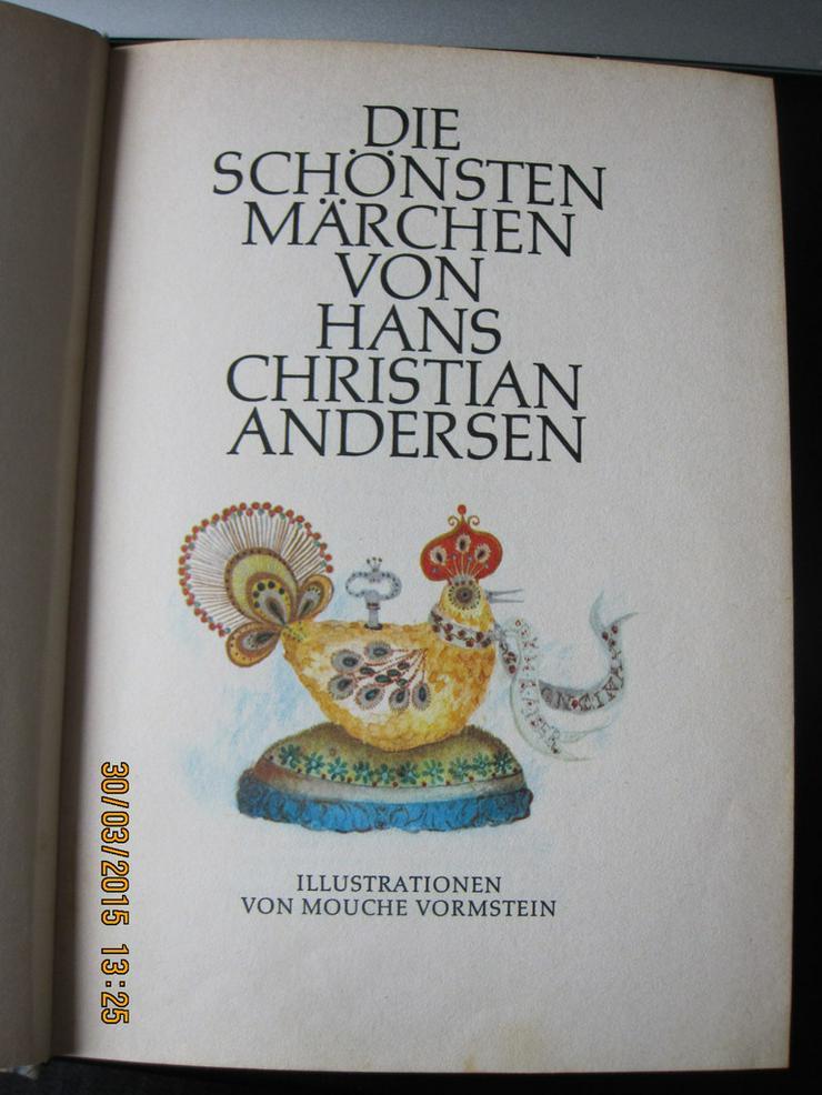 Bild 2: Die schönsten Märchen von Christan Andersen