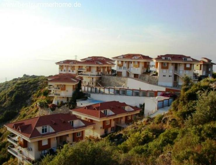 Bild 2: ***KARGICAK IMMOBILIEN***Duplex Wohnung oder Penthaus mit Meerblick in Kargicak / Alanya