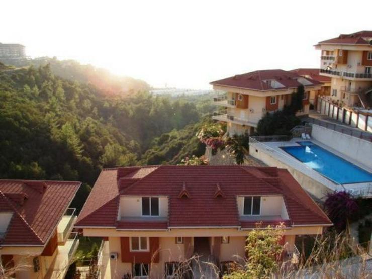 Bild 5: ***KARGICAK IMMOBILIEN***Duplex Wohnung oder Penthaus mit Meerblick in Kargicak / Alanya